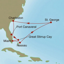 Colonial Collage Itinerary