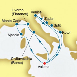 Explore Italy and Croatia P&O Cruises UK Cruise
