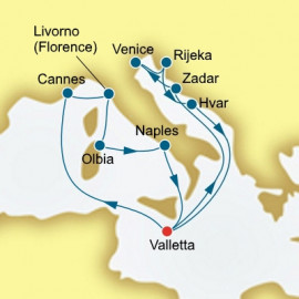 Italy Croatia Adventure P&O Cruises UK Cruise