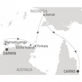 Discover Northern Australia with National Geographic Ponant Cruise