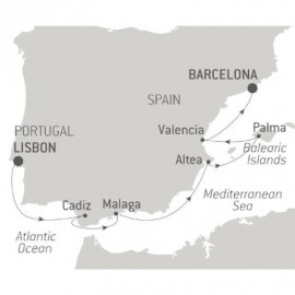 From Lisbon to Barcelona Musical Portugal and Spain Itinerary