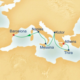 Mediterranean and Adriatic Princess Cruises Cruise