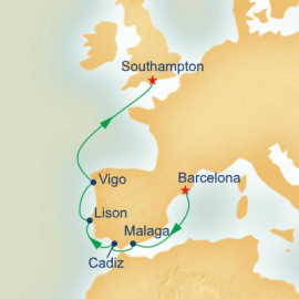 European Explorer Itinerary
