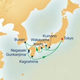 Japan Explorer with Kumano Fireworks Princess Cruises Cruise
