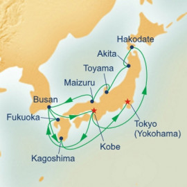 Circle Japan Explorer Princess Cruises Cruise