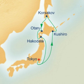 Northern Japan Princess Cruises Cruise