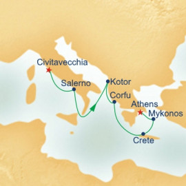 Mediterranean and Aegean Princess Cruises Cruise