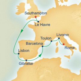 European Explorer Maiden Voyage Princess Cruises Cruise