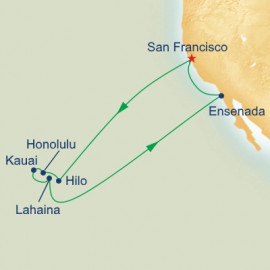 Hawaii Princess Cruises Cruise