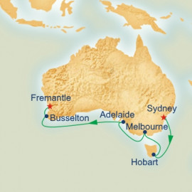 Southern Australia and Tasmania Princess Cruises Cruise