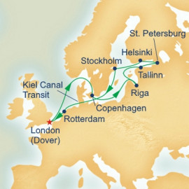 Scandinavia and Russia Collection Princess Cruises Cruise