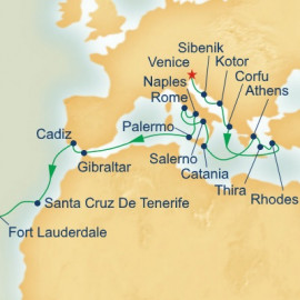 Mediterranean Grand Adventurer Princess Cruises Cruise