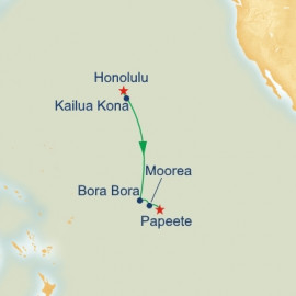 Hawaii and Tahiti Princess Cruises Cruise