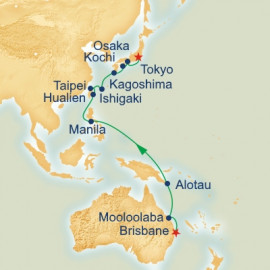 Far East Princess Cruises Cruise