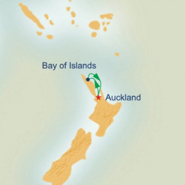 Bay of Islands Princess Cruises Cruise