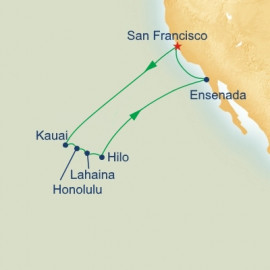 Hawaiian Islands Princess Cruises Cruise