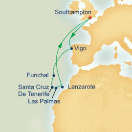 Canary Islands Princess Cruises Cruise