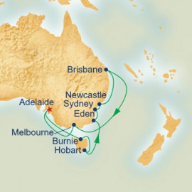 Eastern and Southern Australia Explorer Princess Cruises Cruise