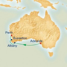 Adelaide to Fremantle Princess Cruises Cruise