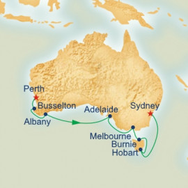 Southern Australia Discovery Princess Cruises Cruise