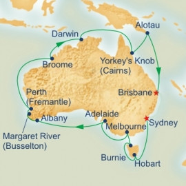 Grand Australia Princess Cruises Cruise