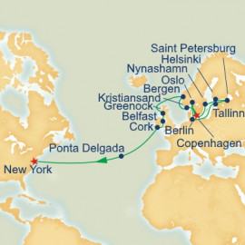 Northern Europe Grand Adventure Princess Cruises Cruise