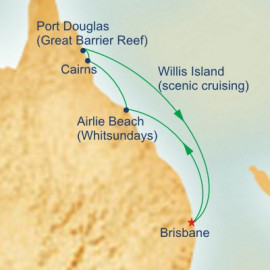 Queensland Itinerary