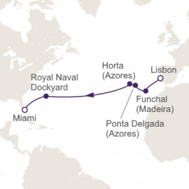 Grand Atlantic and Azores Regent Seven Seas Cruises Cruise