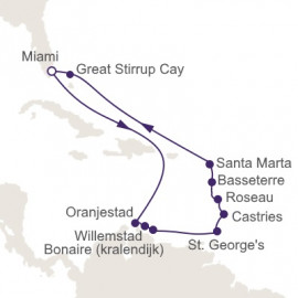 Grand Antilles Journey Itinerary