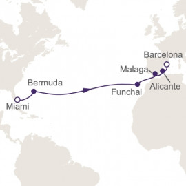 Atlantic Escape Itinerary