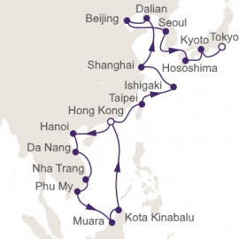 the best of Asia Regent Seven Seas Cruises Cruise