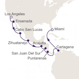Exotic Americas and Canal Crossing Regent Seven Seas Cruises Cruise