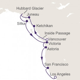 Pacific Northwest Regent Seven Seas Cruises Cruise