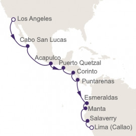 Lost Empires Of South America Regent Seven Seas Cruises Cruise
