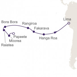 Ancient Cultures Polynesia To Peru Itinerary