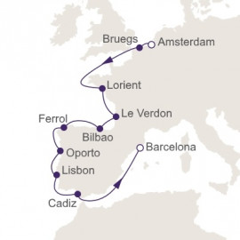 Emphatically Europe Regent Seven Seas Cruises Cruise