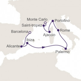 Inspired Iberia And Italia Regent Seven Seas Cruises Cruise