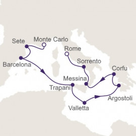 Elegant Coasts and Harbors Regent Seven Seas Cruises Cruise
