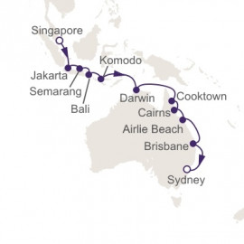 the Greatness of Australia Regent Seven Seas Cruises Cruise
