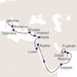 History Of The World Regent Seven Seas Cruises Cruise