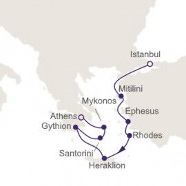 Crossing Continents Regent Seven Seas Cruises Cruise