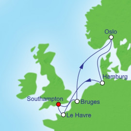 Northern Europe Cities Royal Caribbean Cruise