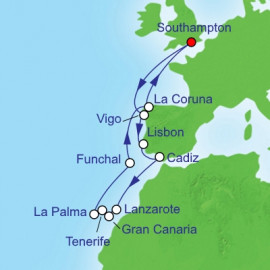 Discover The Canaries Itinerary