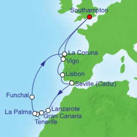 Discover The Canaries Royal Caribbean Cruise