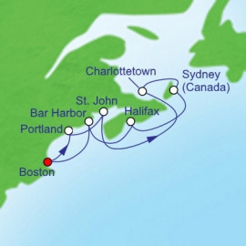 Canada Royal Caribbean Cruise