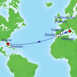 Transatlantic Royal Caribbean Cruise