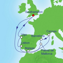 Mediterranean Cities Royal Caribbean Cruise
