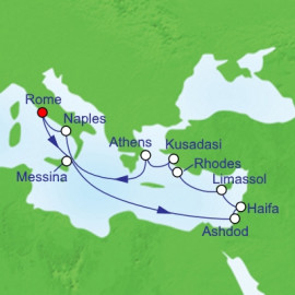 Holy Land Royal Caribbean Cruise