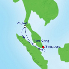 Port Klang and Penang Royal Caribbean Cruise