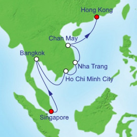 Thailand and Vietnam Royal Caribbean Cruise